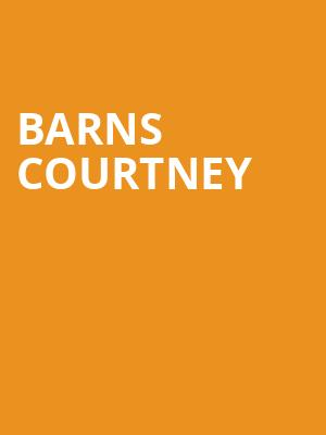 Barns Courtney at House of Blues