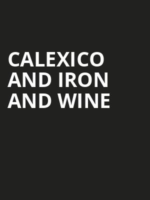 Calexico and Iron and Wine at Majestic Theater