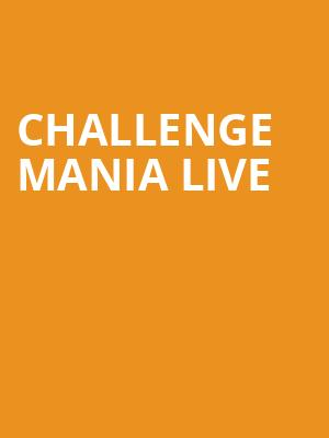 Challenge Mania Live at Addison Improv Comedy Club