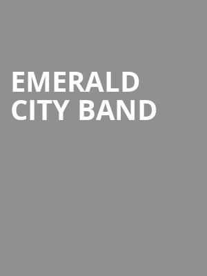 Emerald City Band at Dallas Arboretum