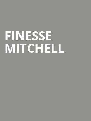 Finesse Mitchell at Addison Improv Comedy Club