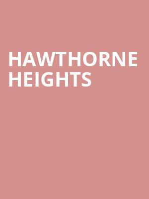 Hawthorne Heights at Trees
