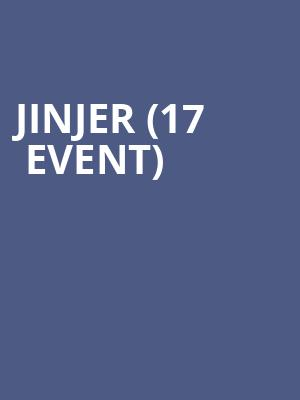 Jinjer (17+ Event) at Gas Monkey Bar n Grill
