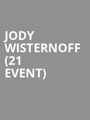 Jody Wisternoff (21+ Event) at It'll Do Club