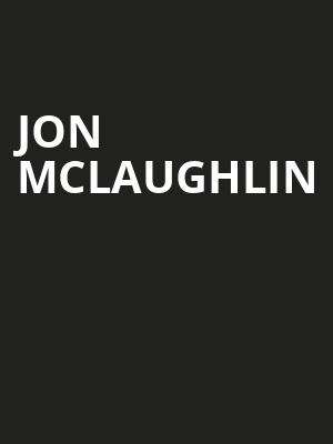 Jon McLaughlin at Cambridge Room at House of Blues Dallas