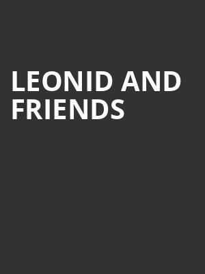 Leonid and Friends at Canton Hall