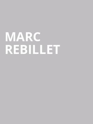 Marc Rebillet at Trees
