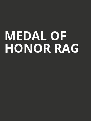 Medal of Honor Rag at Clarence Muse Cafe Theater