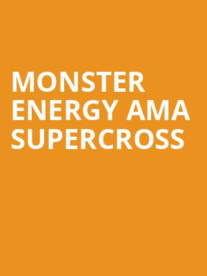 Monster Energy AMA Supercross at AT&T Stadium