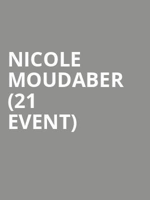 Nicole Moudaber (21+ Event) at It'll Do Club