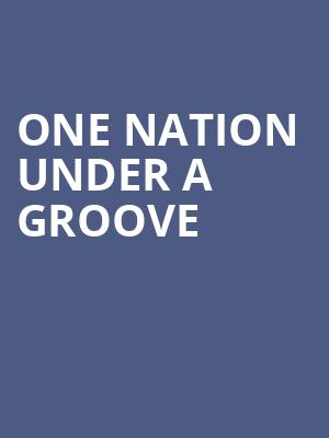 One Nation Under a Groove at The Bomb Factory