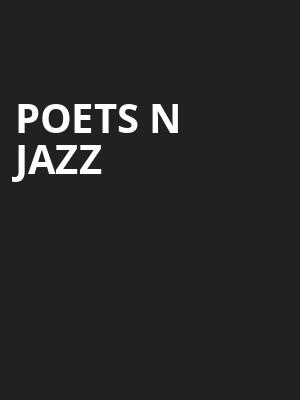 Poets N Jazz at Clarence Muse Cafe Theater