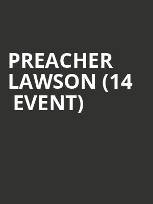 Preacher Lawson (14+ Event) at Addison Improv Comedy Club