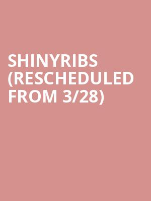 Shinyribs (Rescheduled from 3/28) at The Kessler