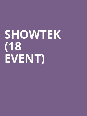Showtek (18+ Event) at Stereo Live Dallas