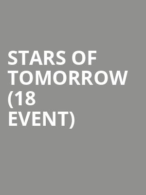 Stars of Tomorrow (18+ Event) at Addison Improv Comedy Club