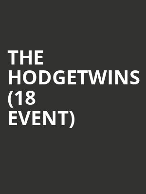 The Hodgetwins (18+ Event) at Addison Improv Comedy Club