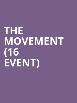 The Movement (16+ Event) at Gas Monkey Bar n Grill