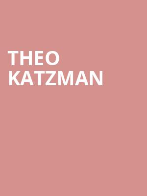 Theo Katzman at House of Blues