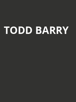 Todd Barry at Texas Theatre