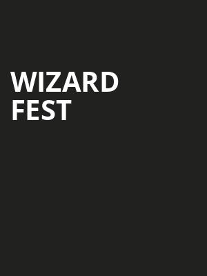 Wizard Fest at Trees