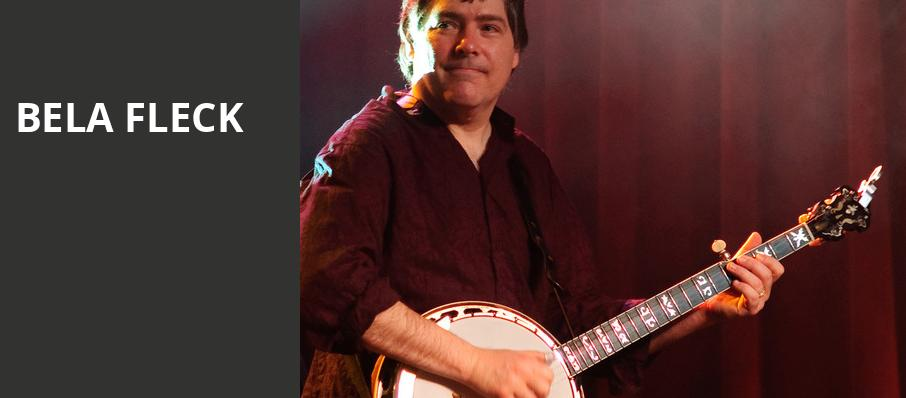 Bela Fleck, Majestic Theater, Dallas