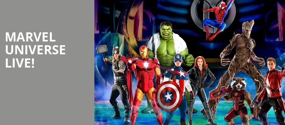 Image result for marvel universe live dallas