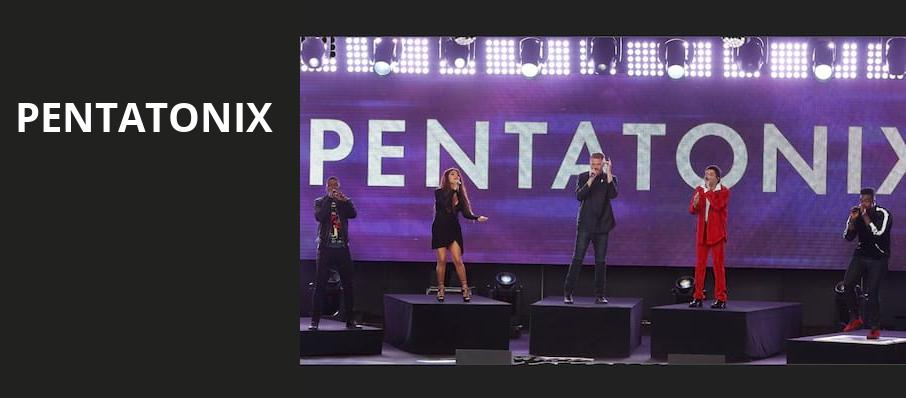 Pentatonix, Gexa Energy Pavilion, Dallas