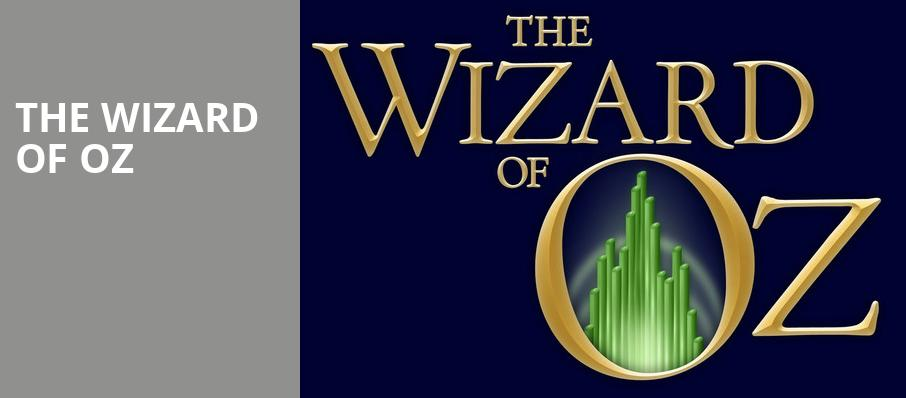 The Wizard of Oz, Geppettos Theater, Dallas