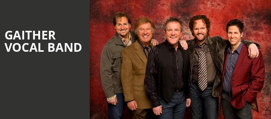 Gaither Vocal Band, Verizon Theatre, Dallas