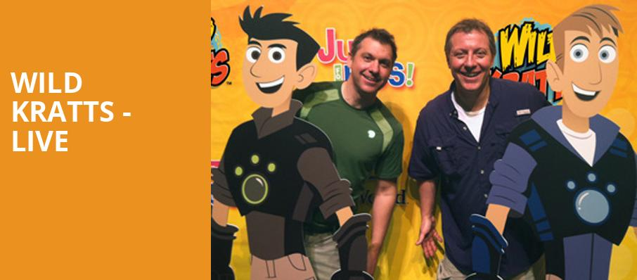 Wild Kratts Live, Verizon Theatre, Dallas