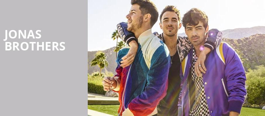 Jonas Brothers, American Airlines Center, Dallas