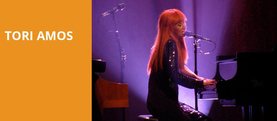 Tori Amos, Pavilion at the Music Factory, Dallas