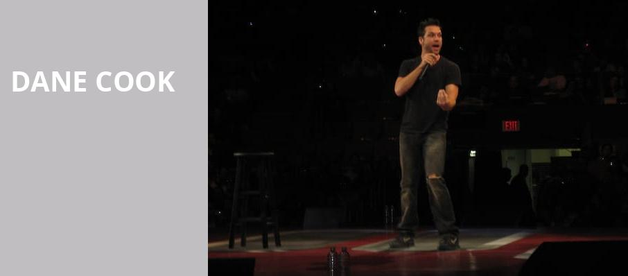 Dane Cook, Pavilion at the Music Factory, Dallas