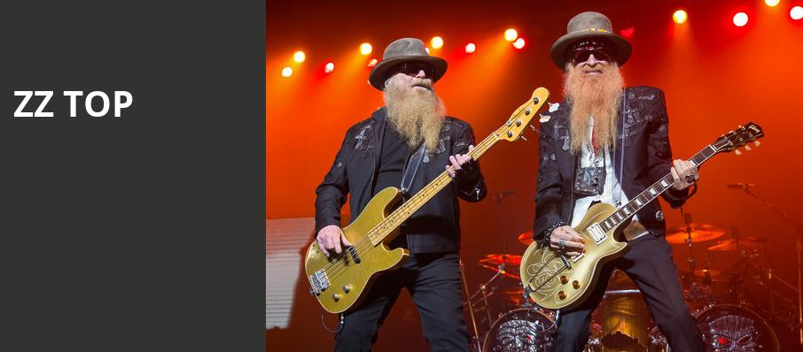 ZZ Top, Pavilion at the Music Factory, Dallas