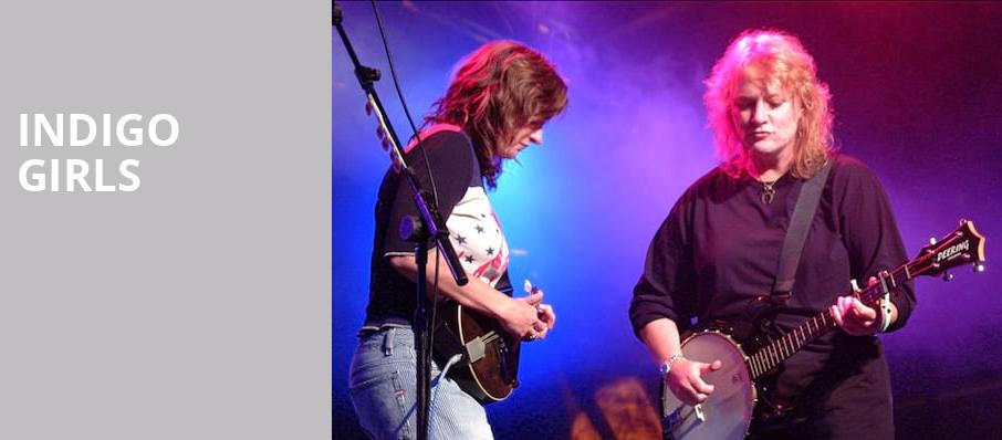 Indigo Girls, House of Blues, Dallas