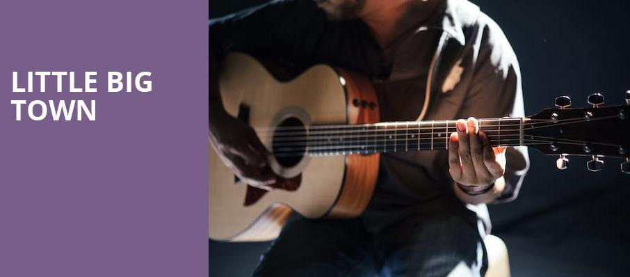 Little Big Town, Choctaw Casino Resort, Dallas