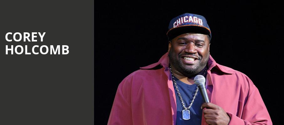 Corey Holcomb, Addison Improv Comedy Club, Dallas