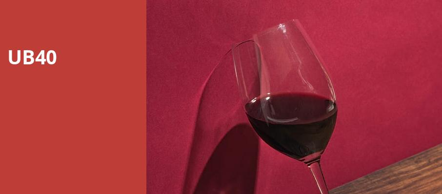 UB40, Pavilion at the Music Factory, Dallas