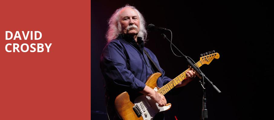 David Crosby, Granada Theater, Dallas