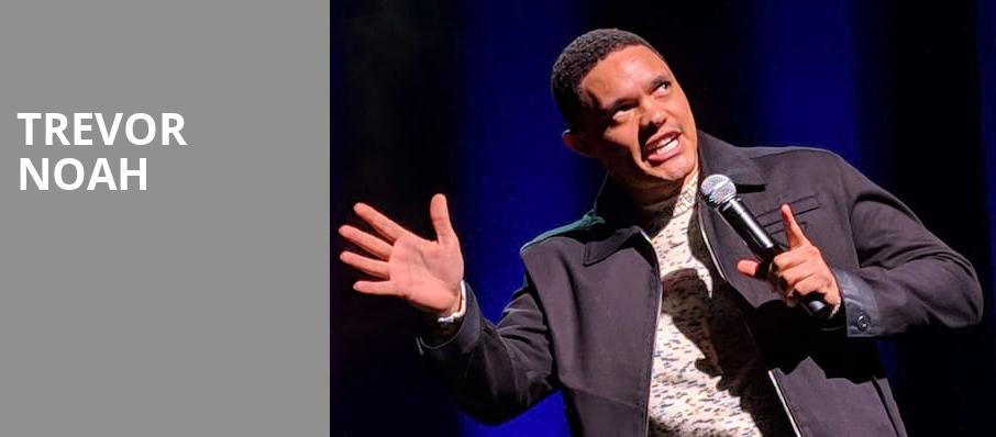 Trevor Noah, Pavilion at the Music Factory, Dallas
