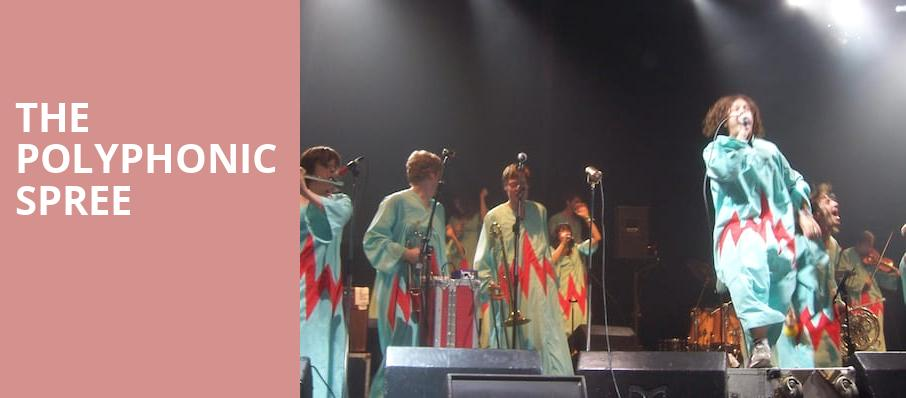 The Polyphonic Spree, Majestic Theater, Dallas