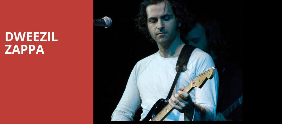 Dweezil Zappa, House of Blues, Dallas