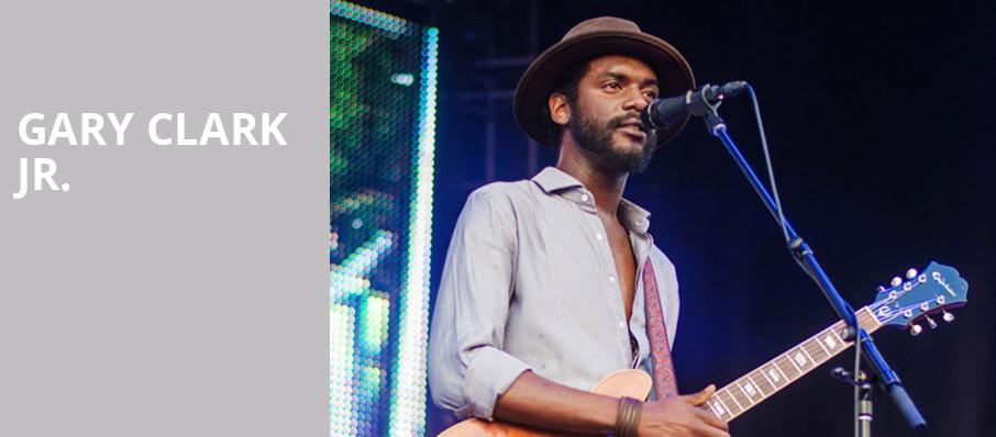 Gary Clark Jr, Pavilion at the Music Factory, Dallas