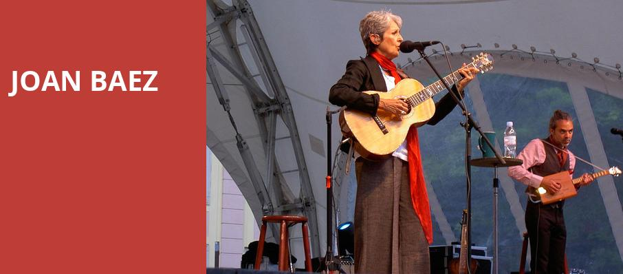 Joan Baez, Annette Strauss Square, Dallas