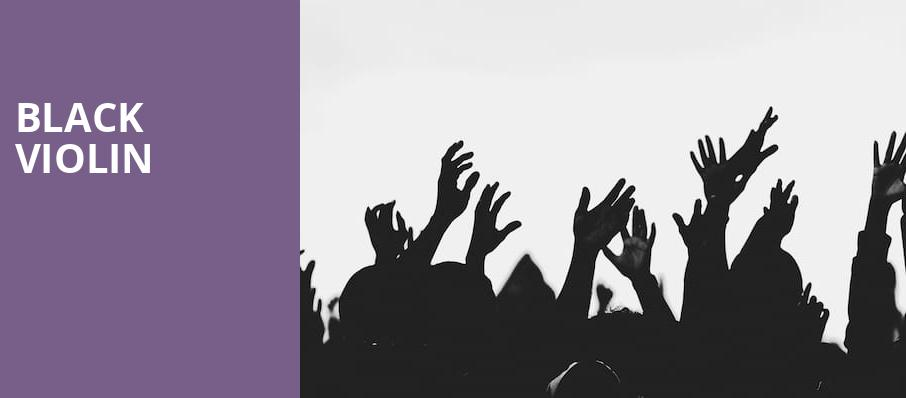Black Violin, Annette Strauss Square, Dallas
