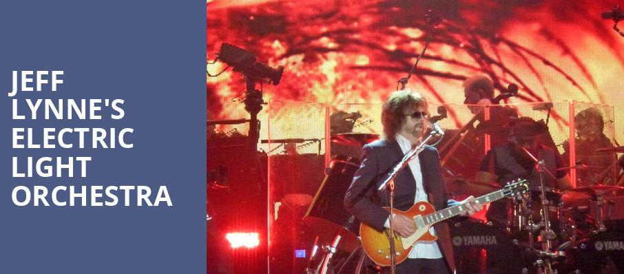 Jeff Lynnes Electric Light Orchestra, American Airlines Center, Dallas