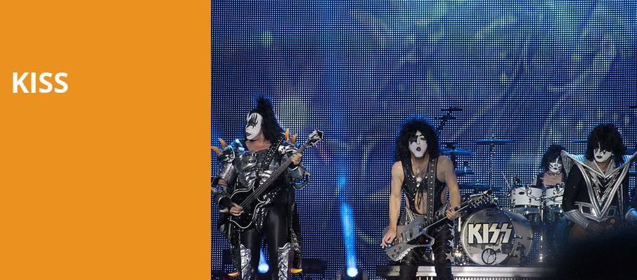 KISS, Pavilion at the Music Factory, Dallas