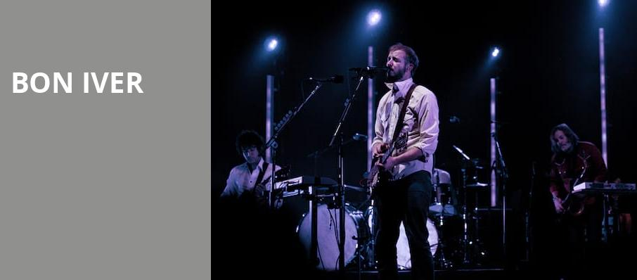 Bon Iver, The Bomb Factory, Dallas