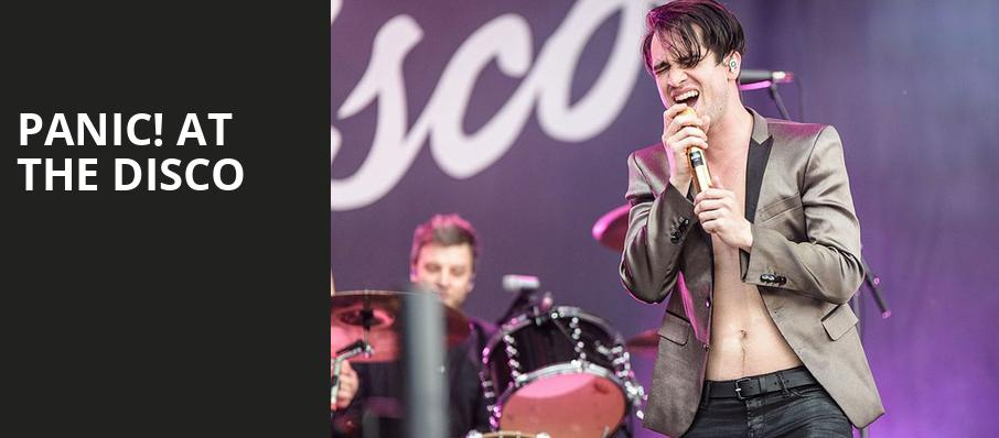 Panic at the Disco, American Airlines Center, Dallas